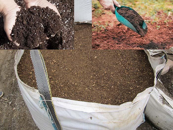 κομπόστ - Οργανικό βιολογικό λίπασμα- κοπρια - εδαφοβελτιωτικό για καλλιέργεια αβοκάντο